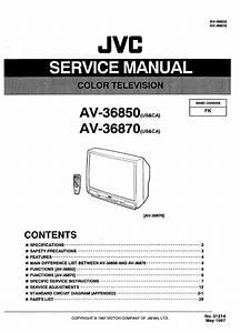 Jvc Av-36850