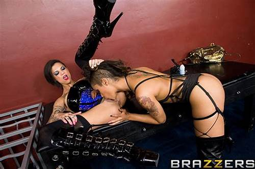 Skin Diamond And Bonnie Rotten Pussy Three
