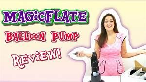 Premium Magicflate Balloon Pump System Review