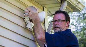 How To Install An Outdoor Motion Sensor Light