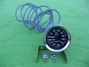 Mg Midget Gages  Gauges From Smiths Instruments For The