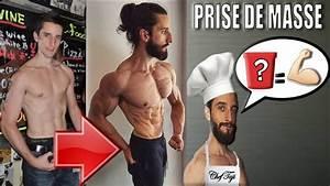 Ce Que Je Mange Pour Prendre Du Muscle