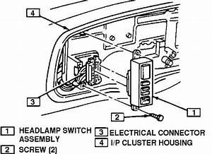 1989 Buick Reatta Fuse Box Diagram