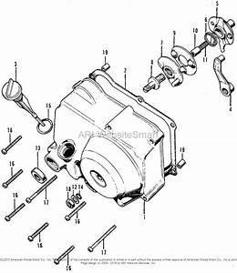 Right Crankcase Cover Gasket