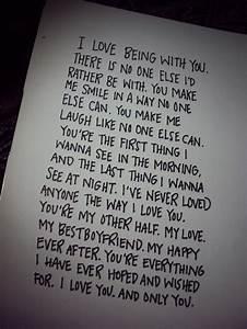 best 25 love letters ideas on pinterest scott With letters to my boyfriend book