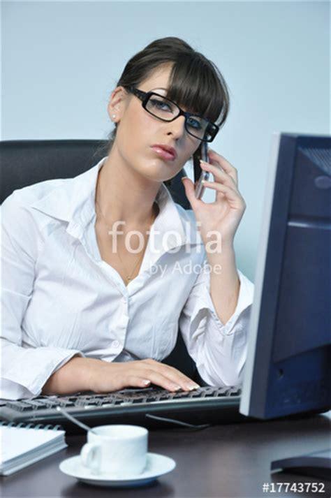 coquine au bureau quot secrétaire quot photo libre de droits sur la banque d