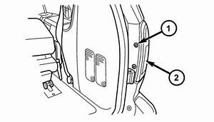 How Can I Change My Dodge Grand Caravan Left Tail Light Bulb