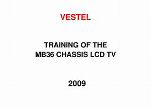 Vestel 17mb36 Chassis Mb36 Training