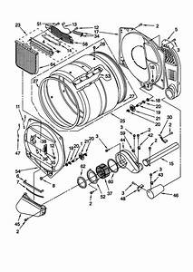 Wiring Diagram For Kenmore Dryer Model 110