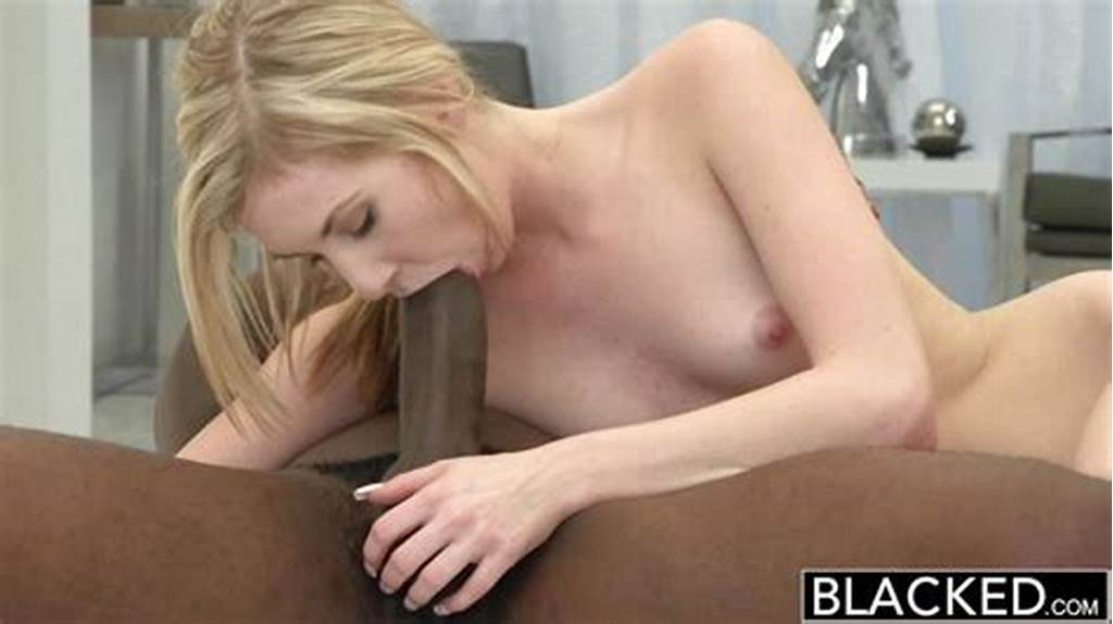 #Blacked #Skinny #Blonde #Teen #Stretched #By #Big #Black #Dick