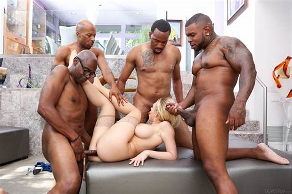 #Interracial #Gangbang #Pictures #With #Four #Black #Guys