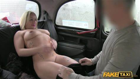 Fake Blow Job Taxi Booty Suck Cunt