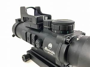 Optics Buying Guide  Holographic And Red Dot Optics