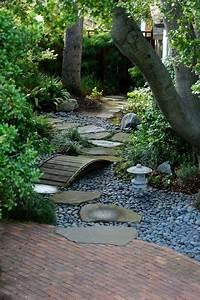 comment amenager un jardin zen pas japonais zen et With comment amenager un jardin zen