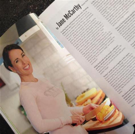 Spokane Coeur d'Alene Living issue features KREM's Jane