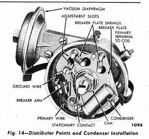 51 F3  239  Distributor Point Wiring