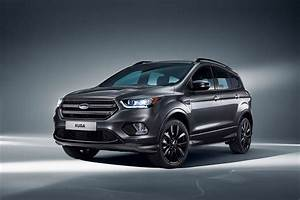Ford Kuga 2016 : the 2016 ford kuga s mid life pick me up shows its face by ~ Nature-et-papiers.com Idées de Décoration