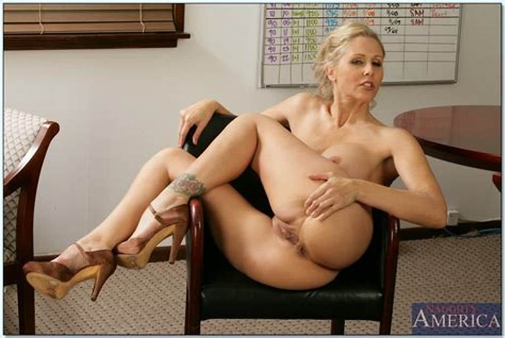 #Hot #Blonde #Milf #In #Glasses #Gets #Naked #And #Takes #Black #Cock