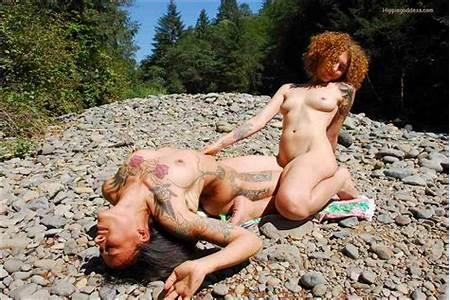 Nude Hippie Teen
