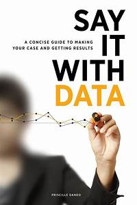 Say It With Data  Ebook
