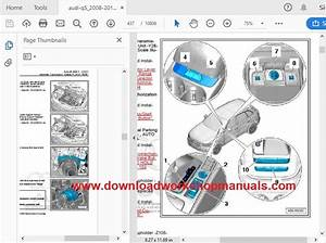 Audi Q5 Workshop Repair Manual Pdf