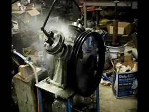 Bash Valve Steam Engine Conversion Of Hf Air Compressor