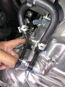 Transmission Fluid Check Bolt  Is There One On The Type R