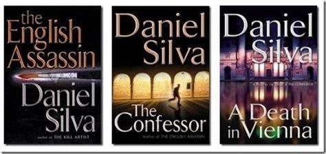 Gabriel allon series by daniel silva. Gabriel Allon series by Danial Silva. It is about a middle aged art restorer and Israeli spy ...