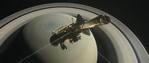 NASA's Cassini Mission Prepares for 'Grand Finale' at ...
