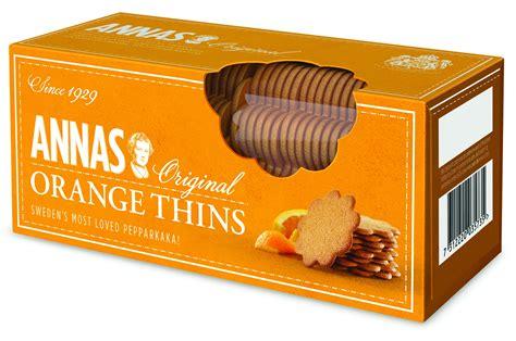 Buy Annas Orange Thins   Order Groceries Online   MyValue365