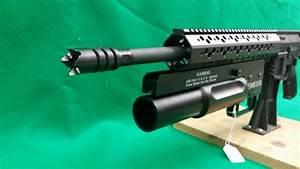 Exotic Firearms Nemesis 37mm Launcher