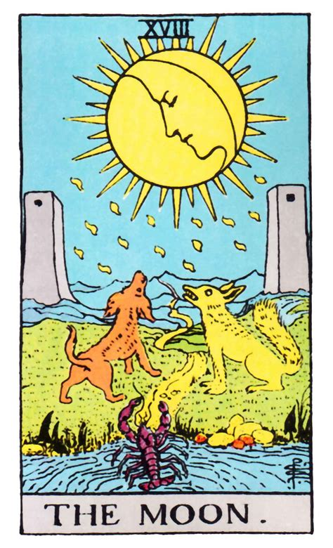 We did not find results for: The Moon Tarot Card Meaning According to A. E. Waite