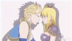 Fairy tail:Sting and Lucy - YouTube