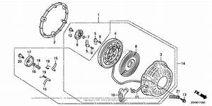 Honda Engines Gx200t Qapw Engine  Tha  Vin  Gcact