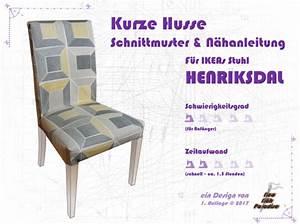 Stuhlhussen Selber Nähen : henriksdal kurze husse ebook schnittmuster ~ A.2002-acura-tl-radio.info Haus und Dekorationen