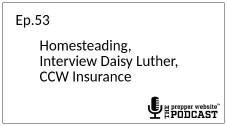 Последние твиты от cna insurance (@cna_insurance). EP. 53 - Homesteading, Interview Daisy Luther, CCW ...