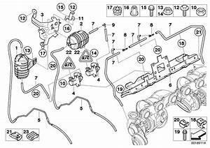 11657565806 - Vacuum Pipe  Engine  Control