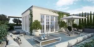 Penthouse In Berlin : penthouse wohnung in berlin visualisiert von ando studio ~ Markanthonyermac.com Haus und Dekorationen