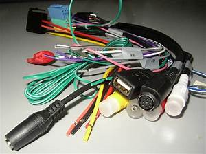 Pioneer Microphone Assembly And Wires And Cable For Sph