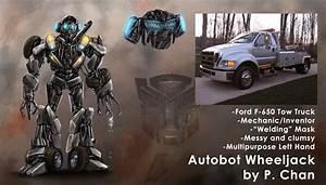Transformers movie - Wheeljack by agentdc7 on DeviantArt
