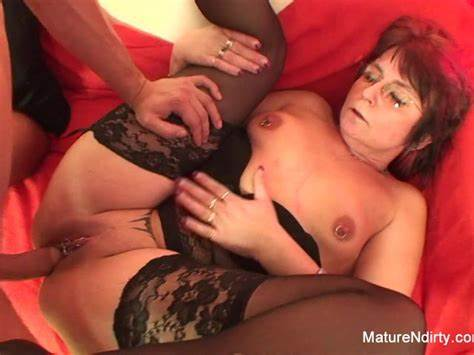 Pierced Pornstar Loves Uncensored Fucks Yummy Granny Engulfing & Rammed