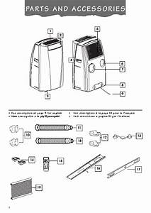 Delonghi Pacl90 Portable Air