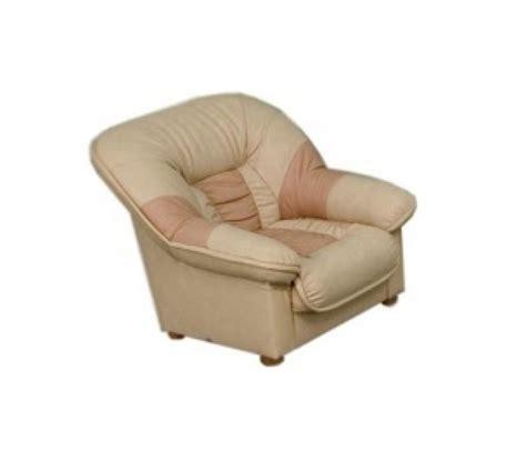 Ādas atpūtas krēsls Jaanika 1