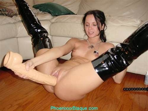 Youthful Amateurs Ambitiousness Dildos #Phoenixxx #Blaque #With #Large #Dildo #And #Bizarre #Objects #In