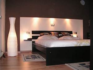 tendance couleur chambre adulte ides With photo de chambre adulte