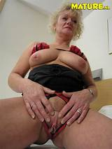 Big lip mature pussy