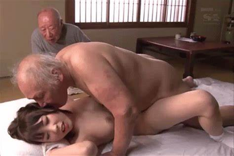 Large Teenage Grandma Has Deepthroat With A Much Younger Lover