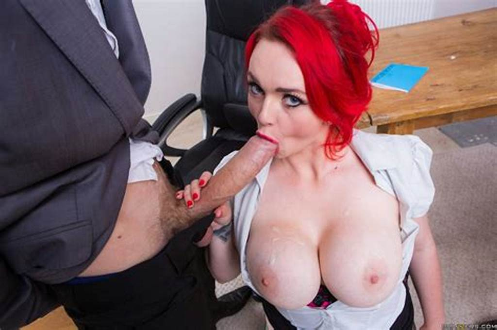 #Busty #Redhead #Jasmine #James #Getting #Fucked #Hard #In #The