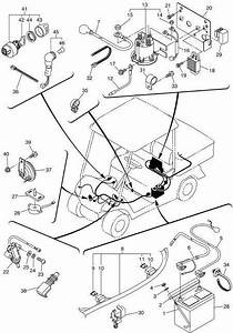 Yamaha J55 Golf Cart Wiring Diagram