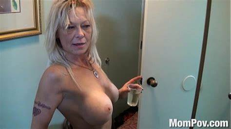 Titty Dirty Fucking At Selfie Stranded Cougar Ex Stripper From Trailer Park